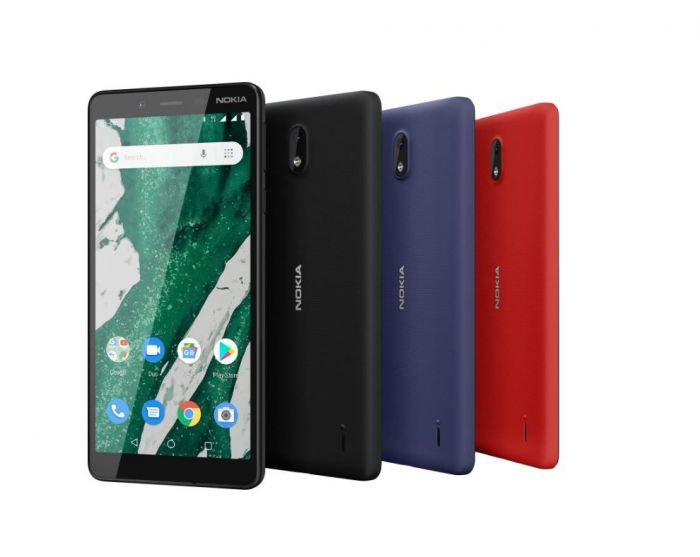 Все анонсы HMD Global: Nokia 210, Nokia 1 Plus, Nokia 3.2 и Nokia 4.2 – фото 2
