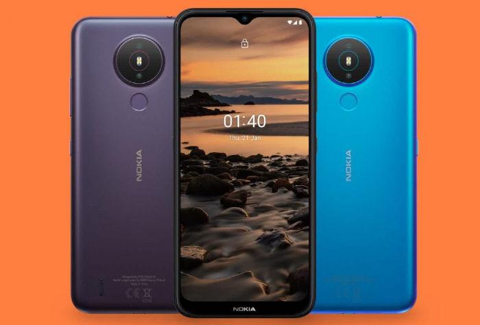 Представлен Nokia 1.4 на Android 10 Go Edition – фото 1