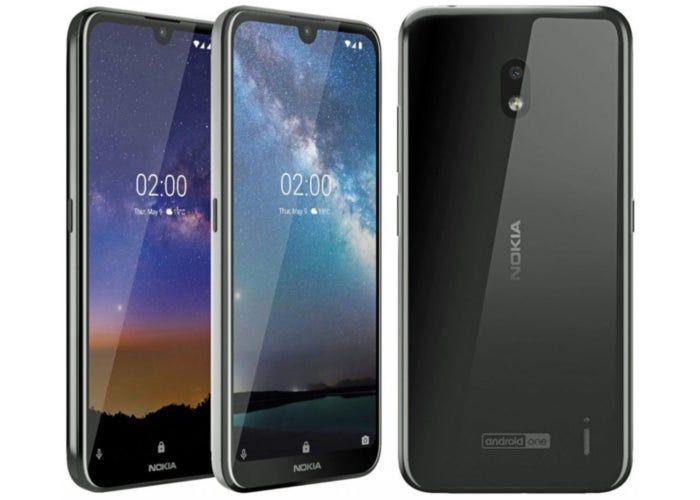 Nokia 2.2   ̶   ультрабюджетный смартфон c Android One – фото 1