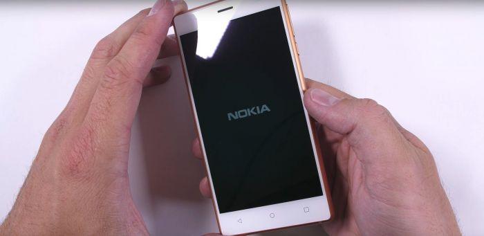 Nokia 3 сдал тест на прочность – фото 2