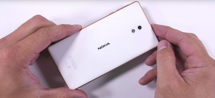 Nokia 3 сдал тест на прочность – фото 3