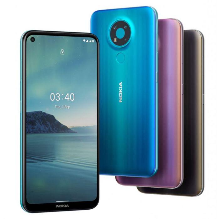 Дебютировали Nokia 2.4 и Nokia 3.4: бюджетники с чистым Android – фото 2