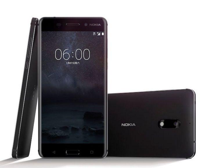 Snapdragon 660 может появиться в металлических Nokia 7 и Nokia 8 – фото 2