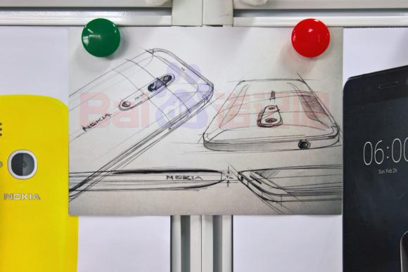 Эскизы Nokia 7 и Nokia 8 говорят в пользу камер Carl Zeiss – фото 1