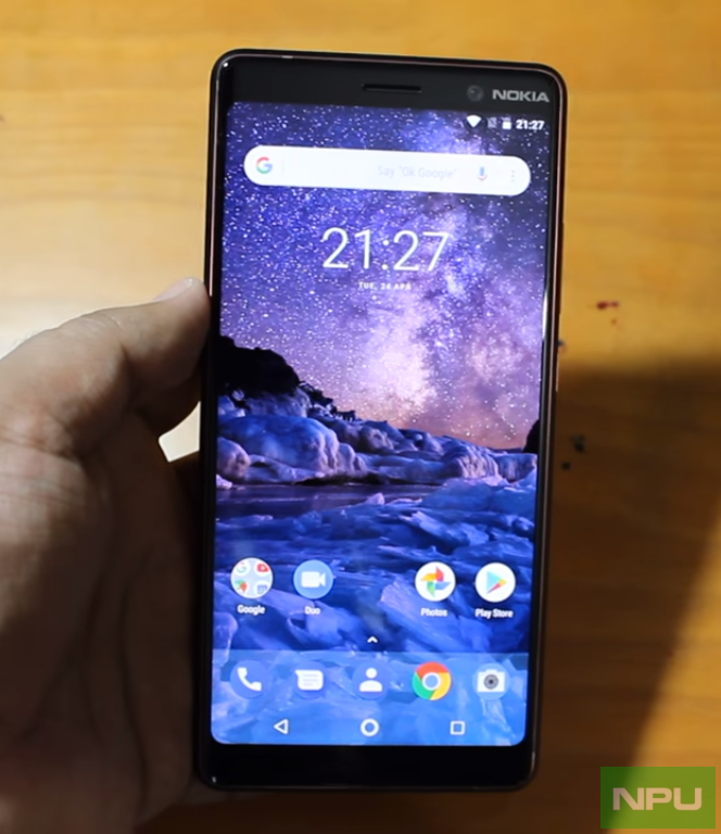 Nokia 7 Plus прошел тест на прочность – фото 1