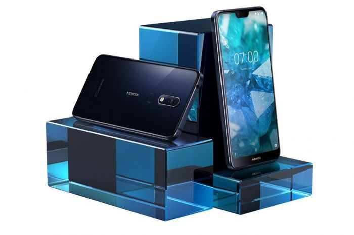 Анонс Nokia 7.1: HDR-экран и двойная камера – фото 1