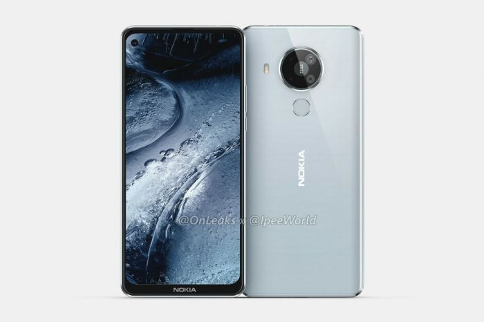 Nokia 7.3 предстал на качественных рендерах – фото 1
