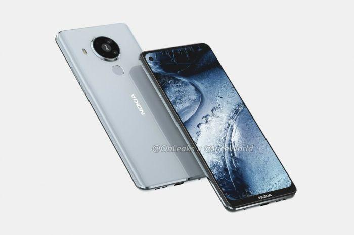 Nokia 7.3 предстал на качественных рендерах – фото 3
