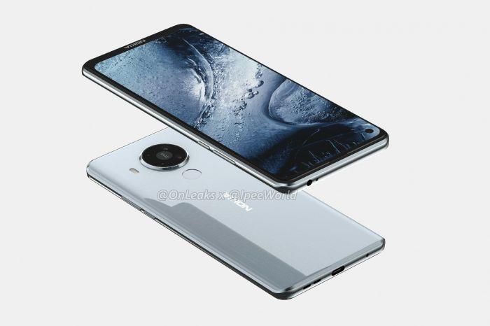 Nokia 7.3 предстал на качественных рендерах – фото 2