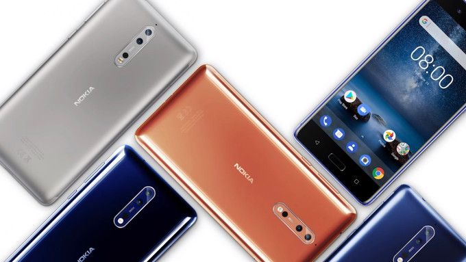 Nokia 8 сдал свой главный тест на прочность – фото 1