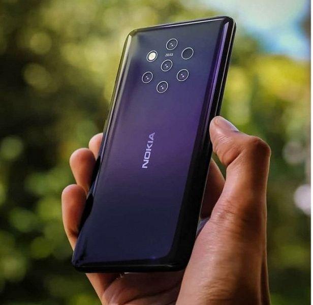 Качественное изображение Nokia 9 PureView – фото 1