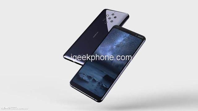 Nokia 9 с суперкамерой дебютирует в феврале 2019 года – фото 2