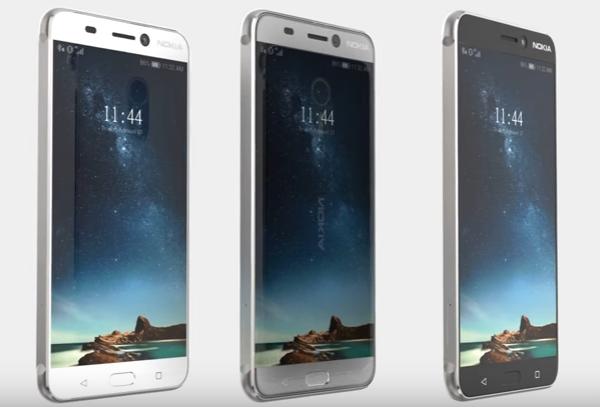 Nokia P1 показался на видео – фото 1