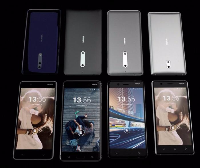 Nokia 9 с двойной тыльной камерой показался на видео – фото 1