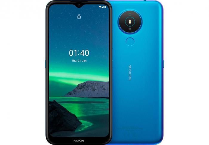 Представлен Nokia 1.4 на Android 10 Go Edition – фото 2