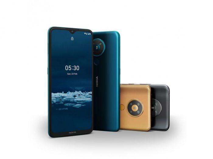 Компания спешит с выпуском Nokia 5.4 – фото 1