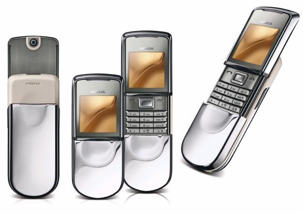Легенды возвращаются: Nokia 6300 и Nokia 8000 – фото 2