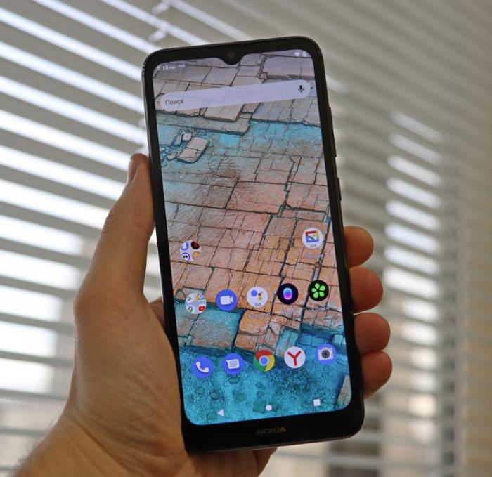 Представлены Nokia C10 и Nokia C20: бюджетки с Android 11 Go Edition – фото 2