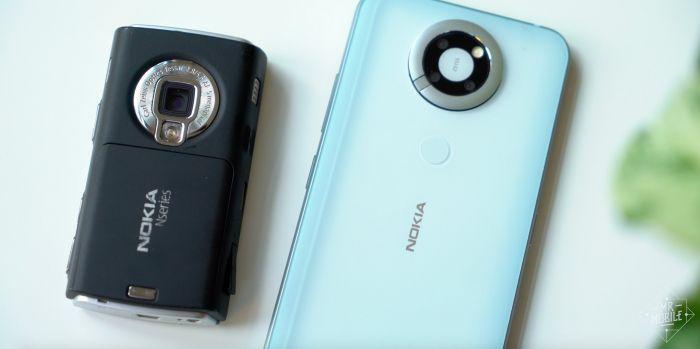 Современный Nokia N95 мог быть вот таким – фото 1