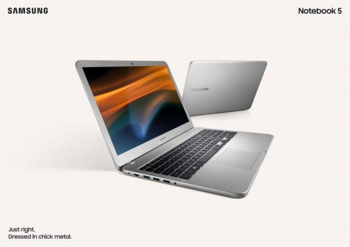 Samsung представила Notebook 3 и Notebook 5 с процессорами Intel 8-го поколения – фото 2