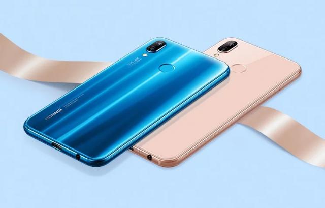 Huawei Nova 3 показали на промо-изображении – фото 1