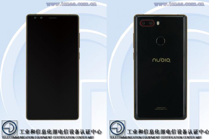 Дизайн Nubia Z17S и Nubia Z17 mini S рассекретили накануне анонса – фото 3
