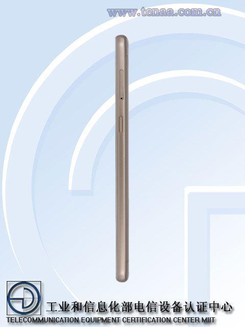 Nubia NX907J с 5-дюймовым дисплеем и аккумулятором на 2900 мАч замечен в TENAA – фото 3