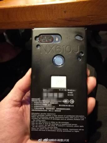 Безрамочный Nubia Z19 показал себя и напомнил о Essential Phone – фото 2