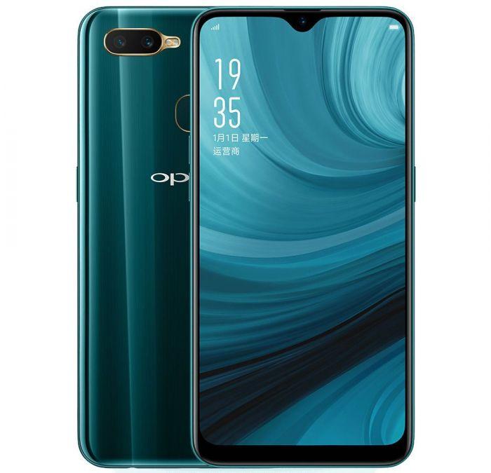 Представлен Oppo A7, где красота и ум оказались несовместимы – фото 1