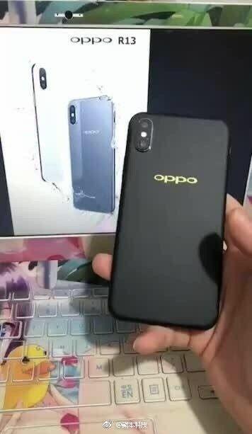 Oppo R13 — iPhone X в исполнении китайцев – фото 1