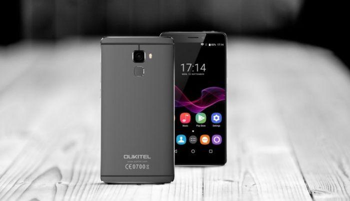 Oukitel U13 с дизайном в стиле Huawei Mate S и OnePlus 3 получит устаревший MT6753 – фото 2