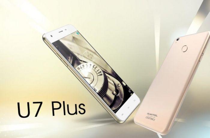 Oukitel U7 Plus с процессором МТ6737, Android 6.0 и Touch ID в предзаказе на Tomtop.com по $69,99 – фото 2