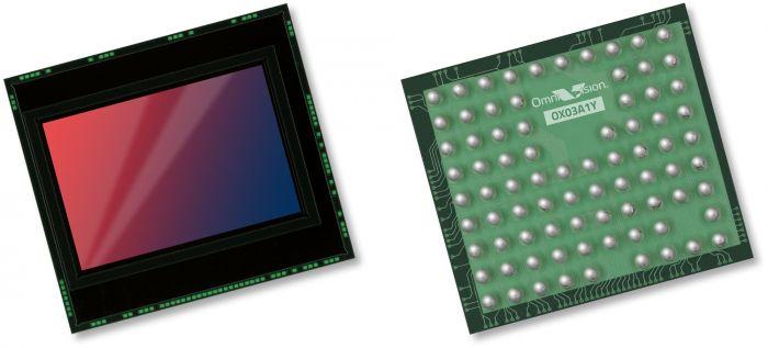 OmniVision OV64A: первый датчик с пикселями 1 мкм – фото 1