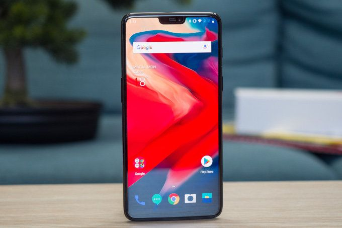 DC Dimming в OnePlus 6, OnePlus 6T