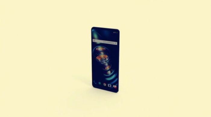 Концептуальный безрамочный OnePlus 6 – фото 6