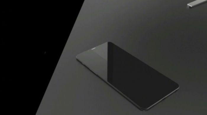 Концептуальный безрамочный OnePlus 6 – фото 2