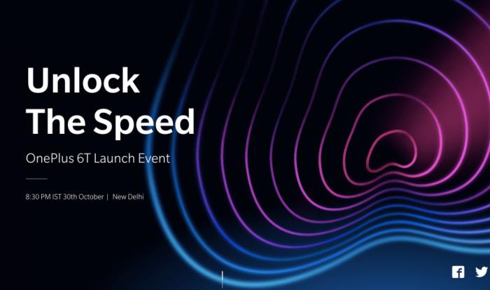 Объявили дату презентации OnePlus 6T – фото 1