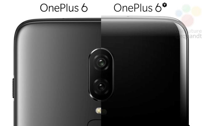 OnePlus 6T показали на пресс-рендере – фото 3