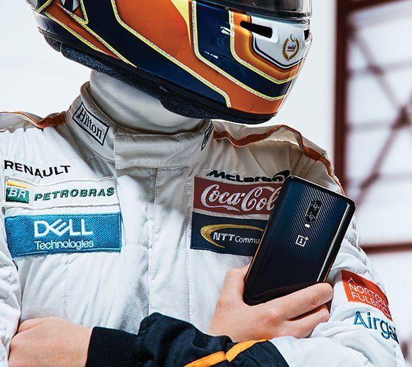 Анонс «гоночного» OnePlus 6T McLaren Edition:  скоростная зарядка и 10 Гб оперативки – фото 3