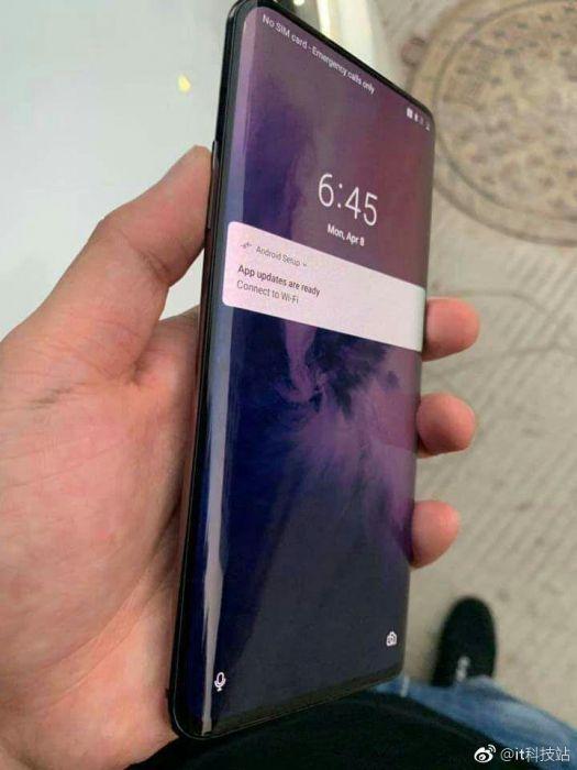 OnePlus 7 уже появился на фото – фото 2