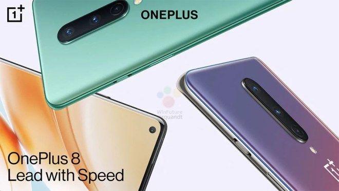 Все характеристики OnePlus 8 и OnePlus 8 Pro утекли до премьеры – фото 2