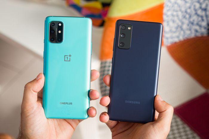OnePlus 8T vs Samsung Galaxy S20 FE: сравнение и выбор лучшего – фото 1