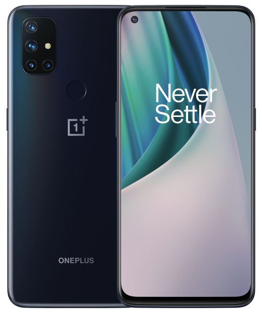 Анонс OnePlus Nord N10 и OnePlus Nord N100: недорогие смартфоны с поддержкой microSD и стереодинамиками – фото 2