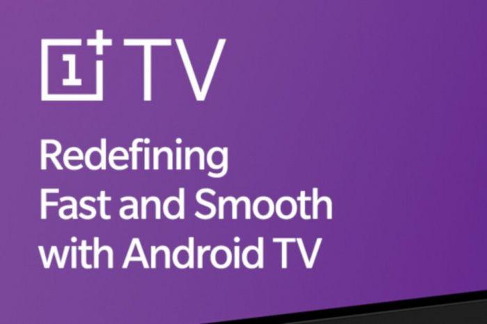 OnePlus TV будет получать обновления не менее 3 лет