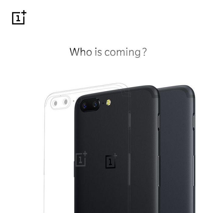 OnePlus 5 появится в новом цвете – фото 1