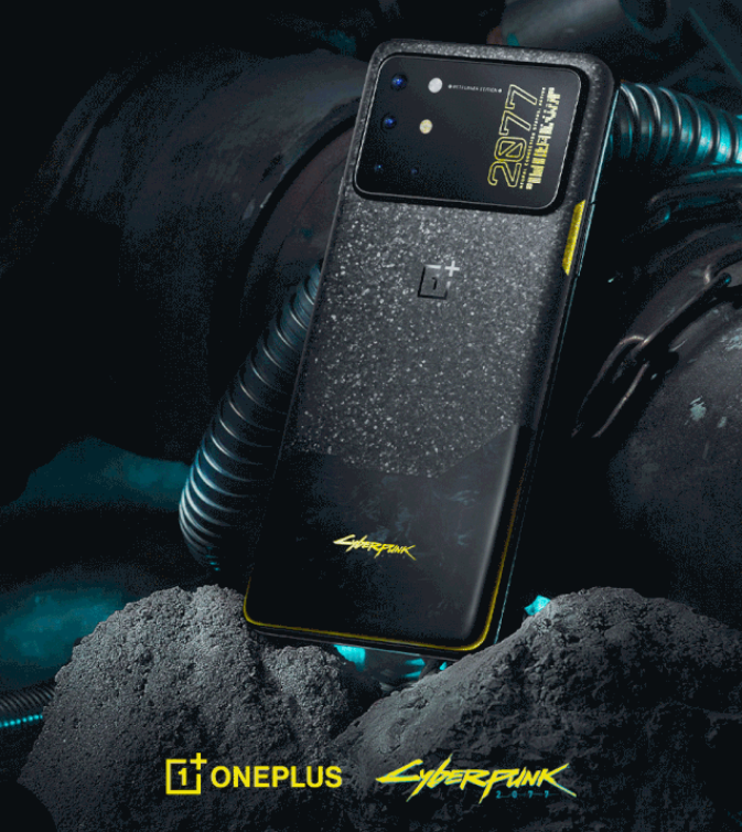 Представлен брутальный OnePlus 8T CyberPunk 2077 Edition – фото 1