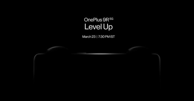 OnePlus 9R 5G на официальном постере демонстрирует черту, выдающую в нем игрофон – фото 1