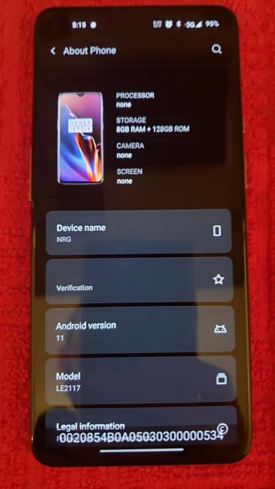 Прототип OnePlus 9 продали за баснословные деньги и подробности о камере флагмана – фото 1