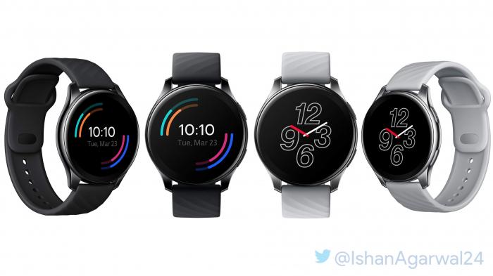 OnePlus Watch: цена и качественное изображение – фото 1