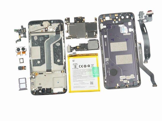 OnePlus 5: дисплей как у OnePlus 3T, будет вам флагман в золотом и его разборка – фото 5